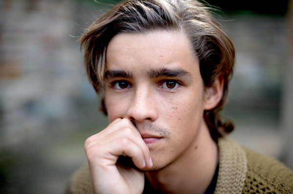 Australian actor Brenton Thwaites poses for a photograph in Sydney