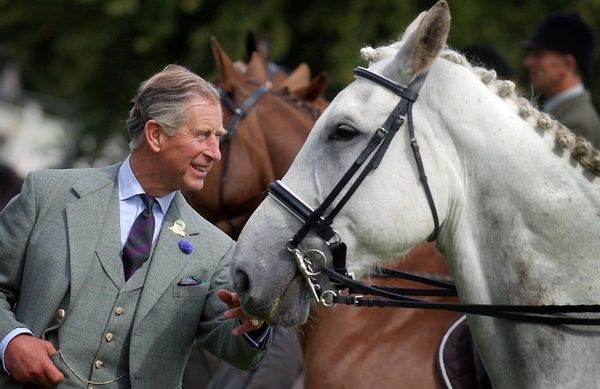 Prince Charles, The Prince of Wales attends Bute Agricultural Society's 200th anniversary show on the Isle of Bute
