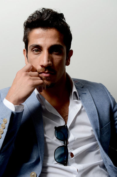 Australian actor Firass Dirani poses for photographs in Sydney