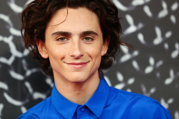 Actor Timothe Chalamet arrives at the Australian premiere of The King at The Ritz Cinema, Randwick, Sydney, Thursday, October 10, 2019. (AAP Image/Brendon Thorne) NO ARCHIVING