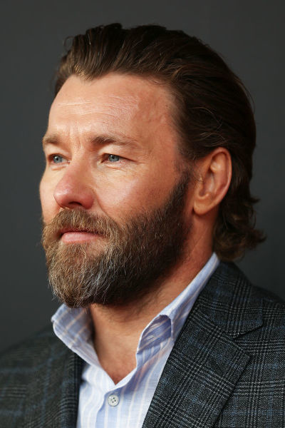 Joel Edgerton arrives at the Australian premiere of The King at The Ritz Cinema, Randwick, Sydney, Thursday, October 10, 2019. (AAP Image/Brendon Thorne) NO ARCHIVING