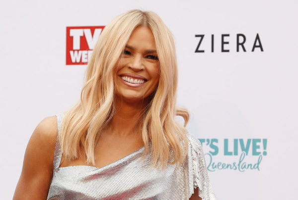 Sonia Kruger arrives at the 2018 Logie Awards at The Star Casino on the Gold Coast, Sunday, July 1, 2018. (AAP Image/Regi Varghese), EDITORIAL USE ONLY