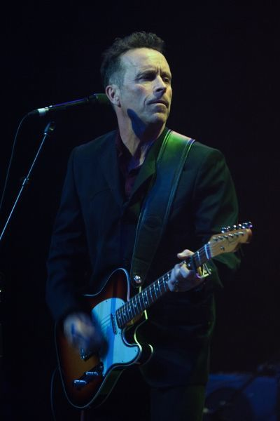 Mark Seymour and the Undertow perform at the National Theatre