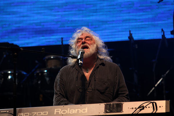 ** ALL INFORMATION CONTAINED HERE IS STRICTLY EMBARGOED UNTIL 0001 AEST ON MONDAY, JUNE 11 **  **FILE** An October 23, 2012 file image of Brian Cadd performing on stage during the sound check for Concert For Daz, a celebration of the life of Darryl Cotton
