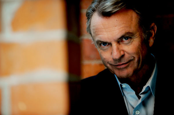 Sam Neill. New Zealand actor Sam Neill poses for photographs in Sydney