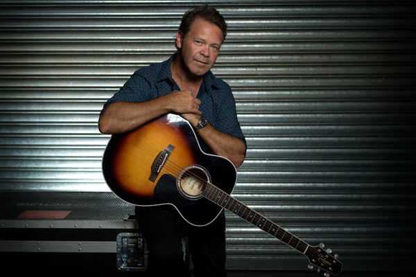Australian country musician Troy Cassar-Daley poses for a photograph during the Tamworth Country Music Festival, in Tamworth