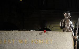 ANZAC Day 2014, Sydney