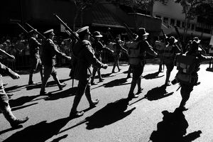 ANZAC Day Parade 2014, Brisbane