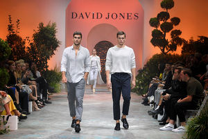 DAVID JONES SPRING SUMMER 2018 LAUNCH