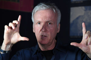 JAMES CAMERON MEDIA PREVIEW