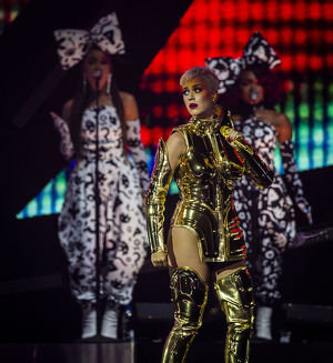 KATY PERRY CONCERT PERTH