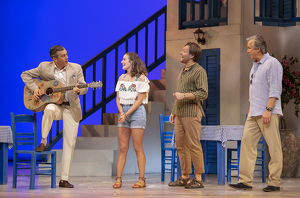 <b>Mamma Mia Production Media Call</b><br>Selection of 10 items