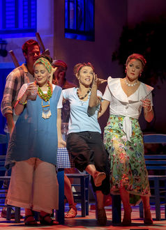 MAMMA MIA PRODUCTION MEDIA CALL