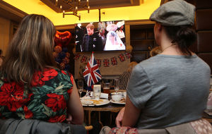 ROYAL WEDDING AUSTRALIA REACTION