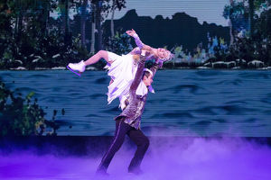 <b>Swan Lake on Ice Media Call</b><br>Selection of 39 items