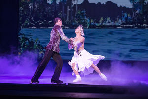 SWAN LAKE ON ICE MEDIA CALL