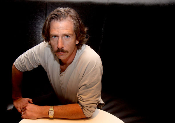 Actor Ben Mendelsohn poses for photographs in Sydney