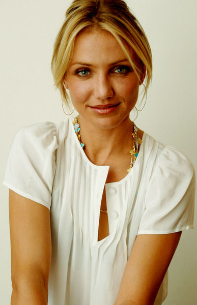 American actor Cameron Diaz poses for photographs in Sydney