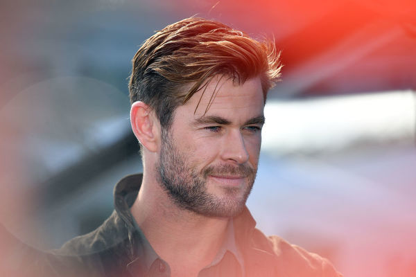 Chris Hemsworth Autavia Collection Launch