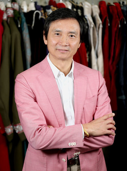 Queensland Ballet's artistic director Li Cunxin poses for a photograph in Brisbane, Thursday, June 6, 2019. Mr Li has been appointed an Officer of the Order of Australia for his contribution to performing arts, particularly ballet in Queen's Birthday Honours List for 2019