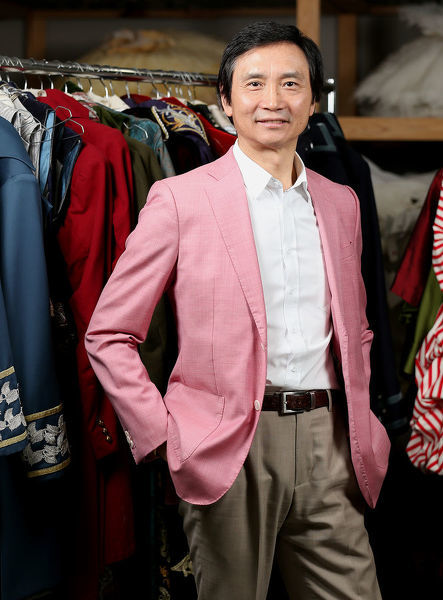 Queensland Ballet's artistic director Li Cunxin poses for a photograph in Brisbane, Thursday, June 6, 2019