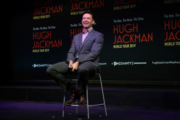Hugh Jackman Announcement