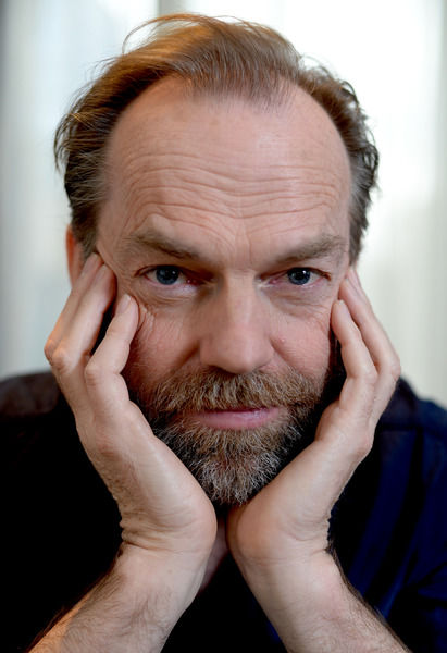 Actor Hugo Weaving poses for a photograph in Sydney
