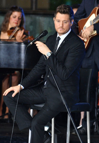 Michael Buble Martin Place