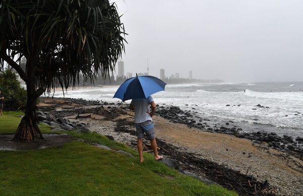 QLD WET WEATHER