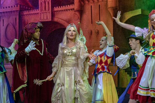 SLEEPING BEAUTY MUSICAL PREVIEW