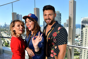 AUSTRALIA EUROVISION ARTISTS MEDIA OPP