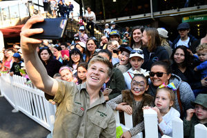BINDI IRWIN BIRTHDAY AUSTRALIA ZOO