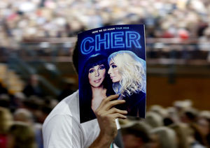 CHER CONCERT NEWCASTLE