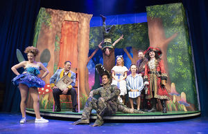 <b>Musical Peter Pan Goes Wrong</b><br>Selection of 12 items