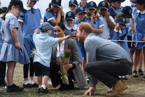ROYAL TOUR AUSTRALIA DUBBO