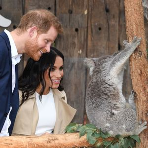 ROYAL TOUR AUSTRALIA TARONGA ZOO