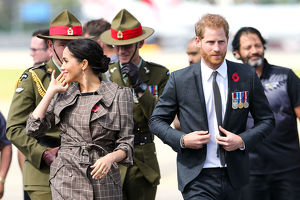 ROYAL TOUR WELLINGTON