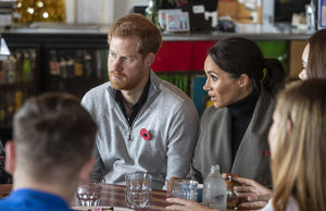 <b>Meghan & Harry Tour of New Zealand, Day 14</b><br>Selection of 71 items