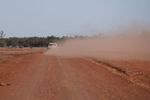 SCOTT MORRISON QLD DROUGHT VISIT