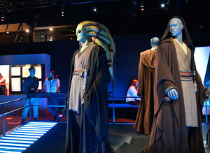 STAR WARS EXHIBITION MEDIA PREVIEW