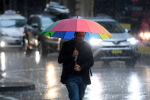SYDNEY WET WEATHER
