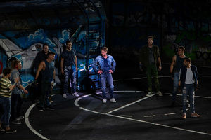 West Side Story Media Call