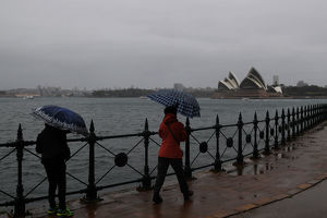 WET WEATHER SYDNEY